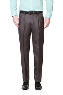 5dbcb14cd Louis Philippe Trousers & Chinos - Buy Men's LP Trouser & Chinos ...