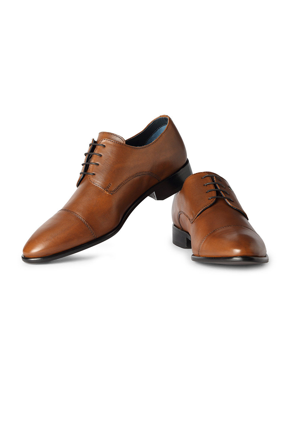 858c101ae0b09 Louis Philippe Footwear, Louis Philippe Brown Lace Up Shoes for Men at  Louisphilippe.com